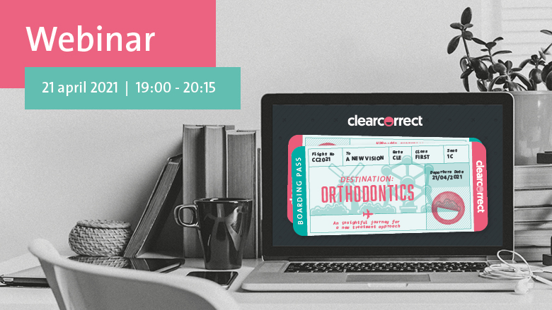 Check-in: Virtueel ClearCorrect-evenement