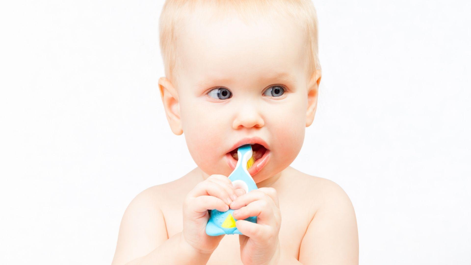 KNMT-stappenplan voor mondzorg bij dreumesen